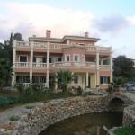 Вилла в Коммено Корфу