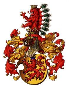 Фамильный герб Габсбургов