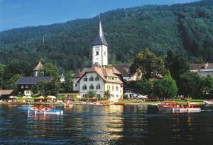 Озерный край Австрии