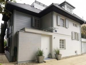 Реконструированный дом