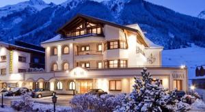 Отель в Австрии