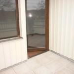 Дверь с террасы